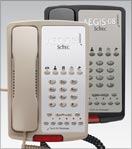 Aegis-08 Series hotel phones room telephones