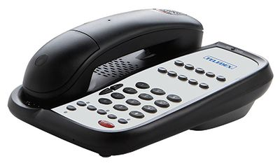 Teledex I Series AC9110S single line hotel phone