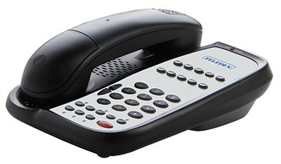 Teledex I Series AC9210S two line hotel phone