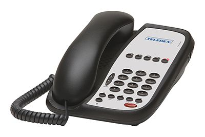 Teledex I Series ND2105S single line hotel phone