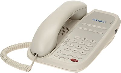 Teledex I Series ND2210S two line hotel phone