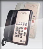 TeleMatrix 2800mwd5 Marquis hotel phone room telephone