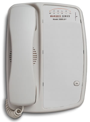 TeleMatrix Marquis 3000 Series Lobby Phone