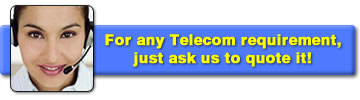 Get an express quote now for all your hotel telecommunications needs
